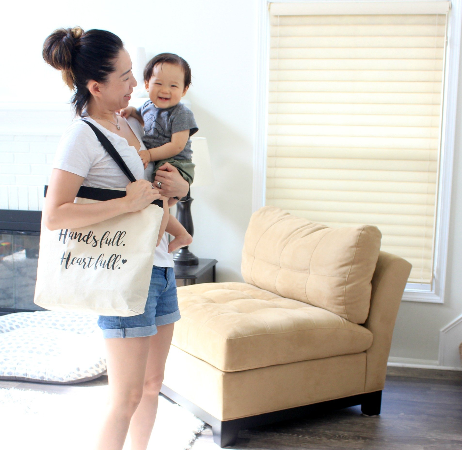 Mom Life Must Haves: The Tote Bag