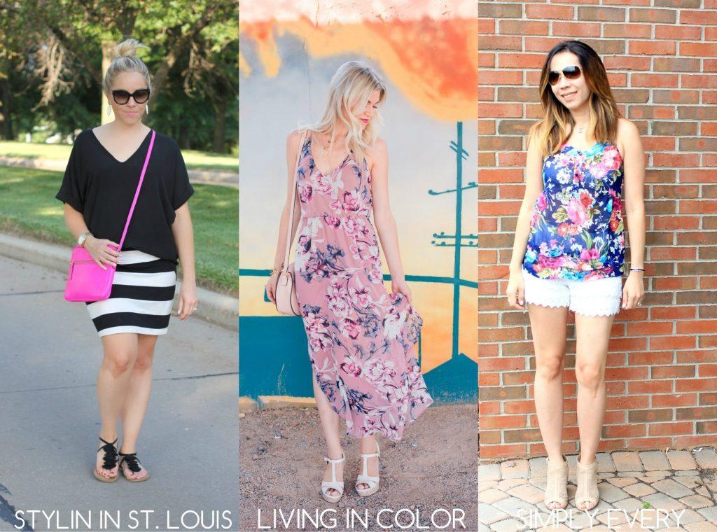 Collage printspatterns