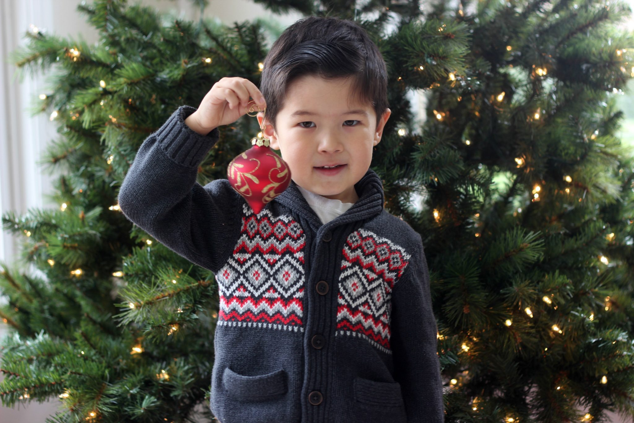 Mini Style: Holiday Sweaters Edition