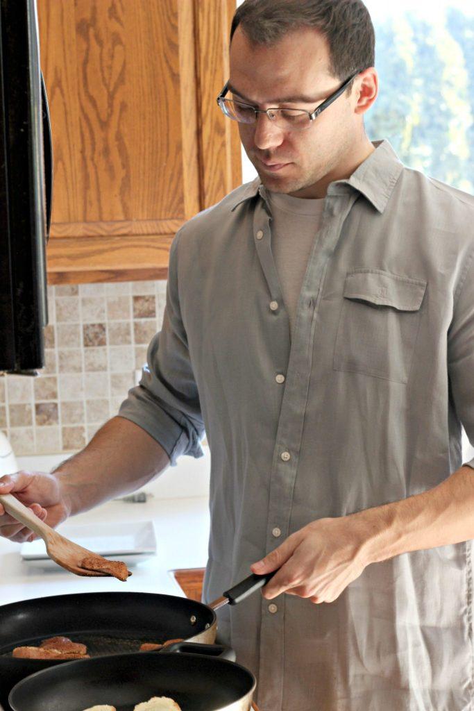 husband cook