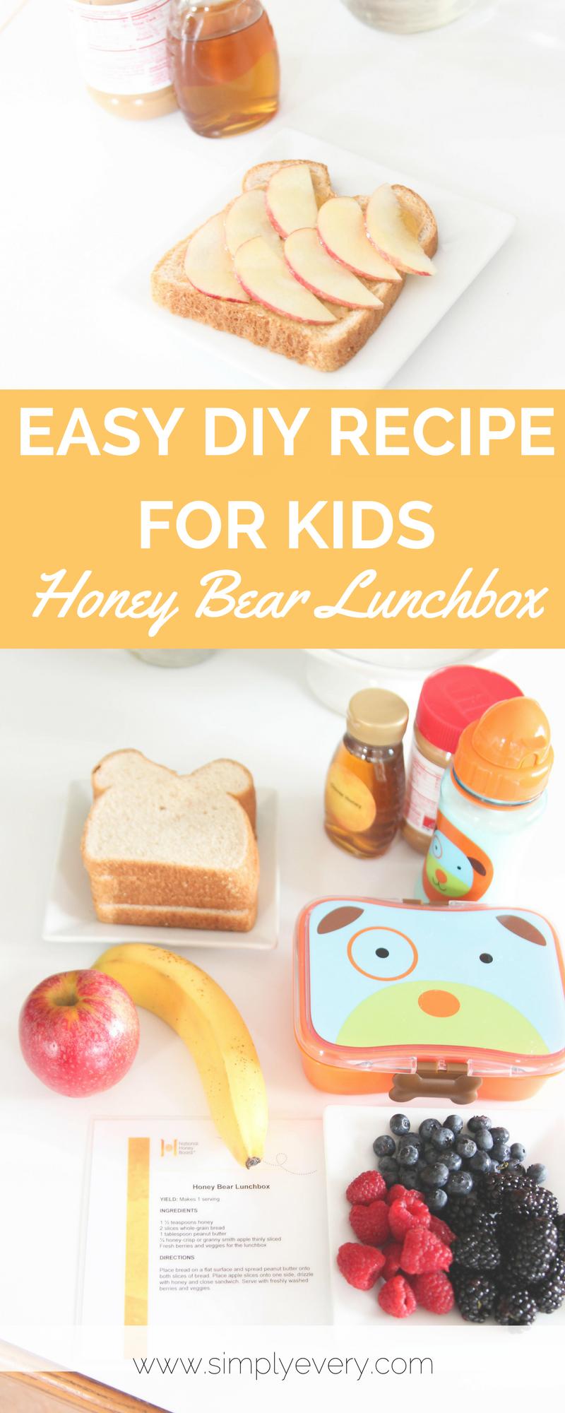 easy diy recipe kids