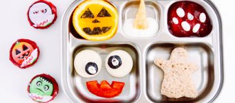 Fun & Easy Halloween Bento Box Meals