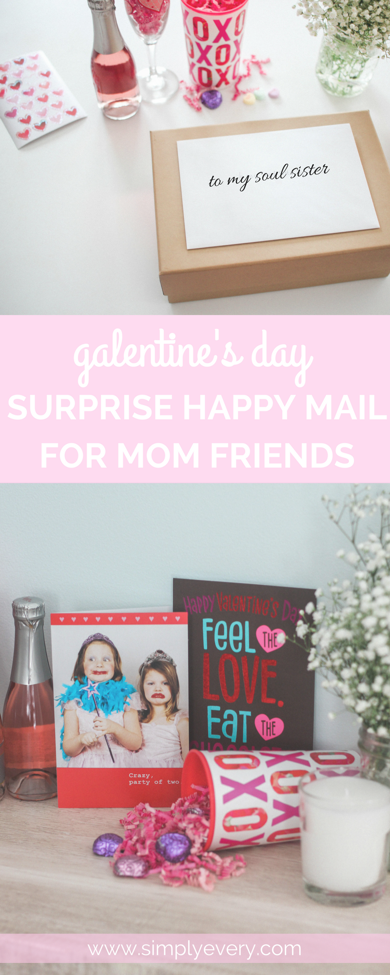 Surprise Happy Mail for Mom Friends