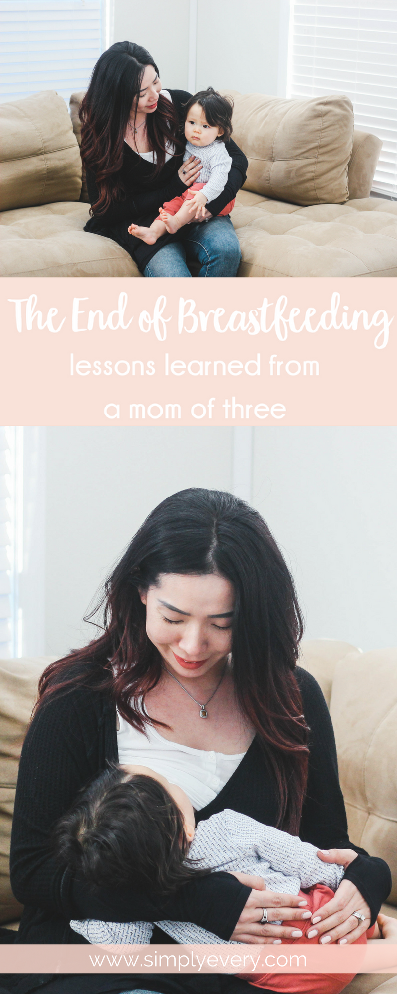The End of Breastfeeding & Lessons Learned