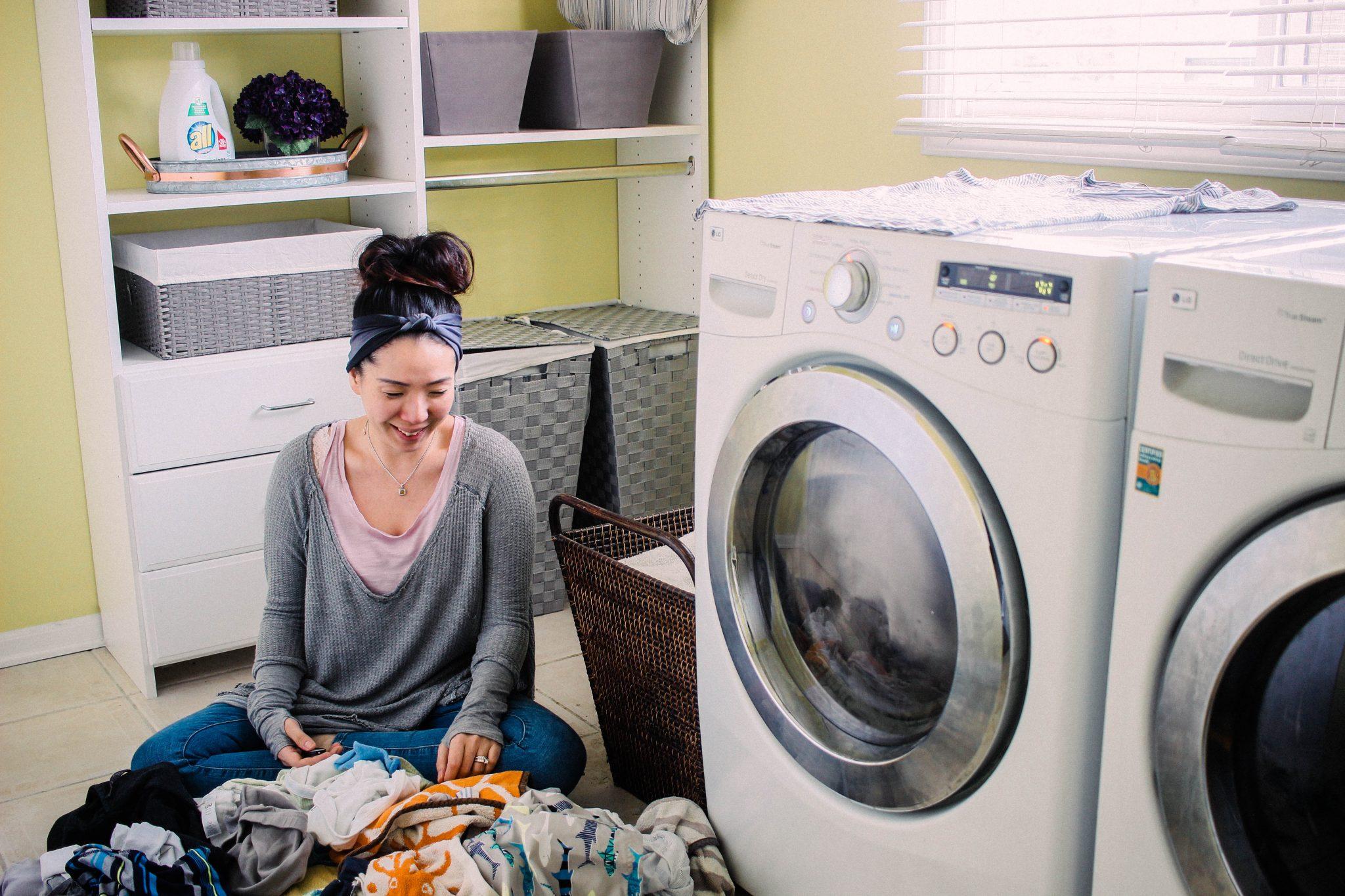 Laundry Tips for Sensitive Skin