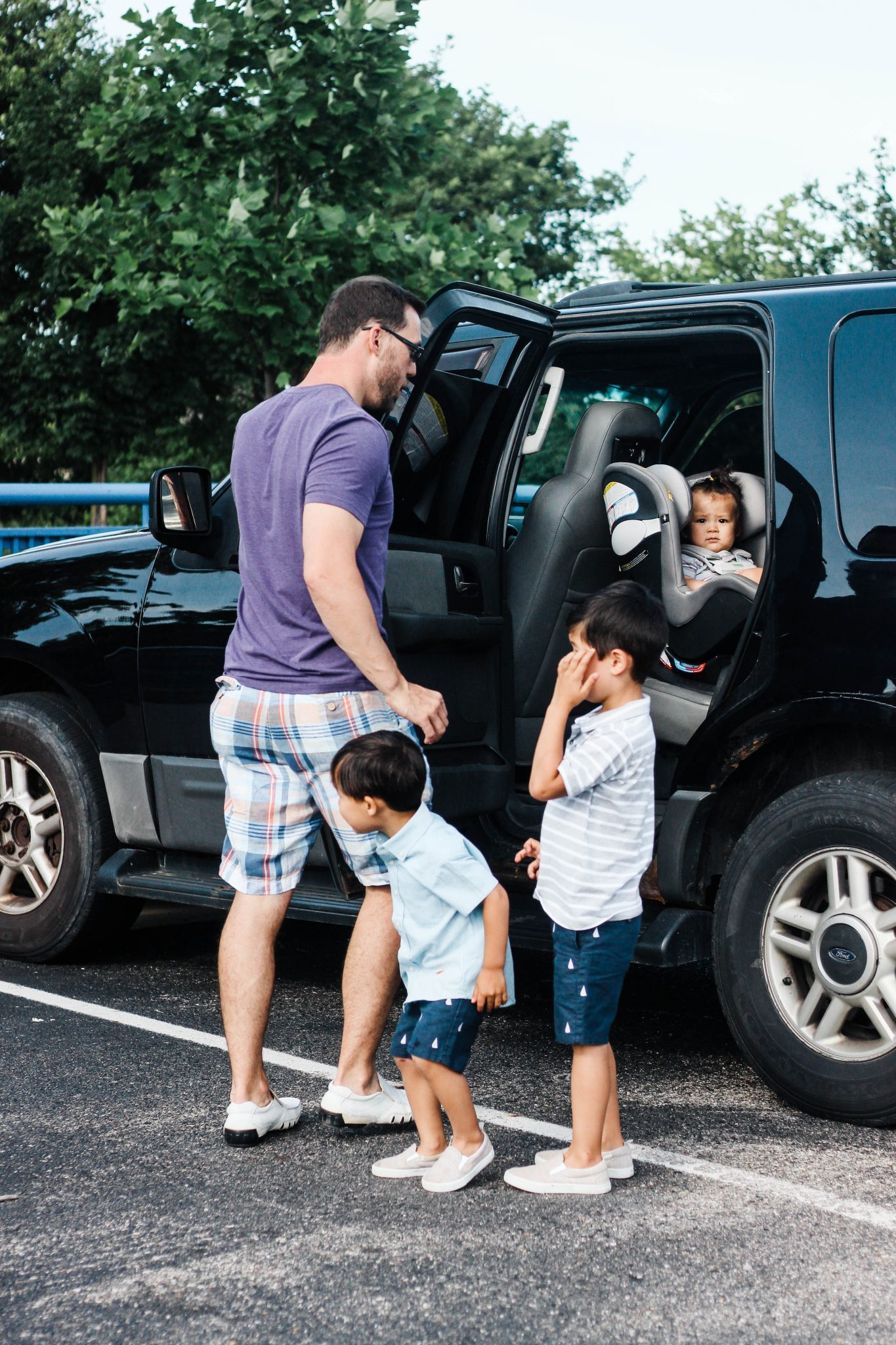 Family Car Pros and Cons