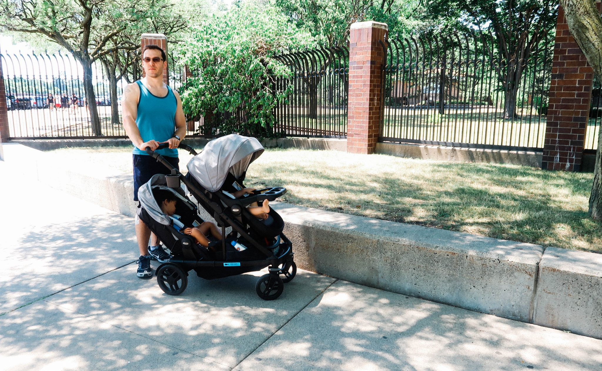 Must Have Baby Gear for Day Trips with Kids