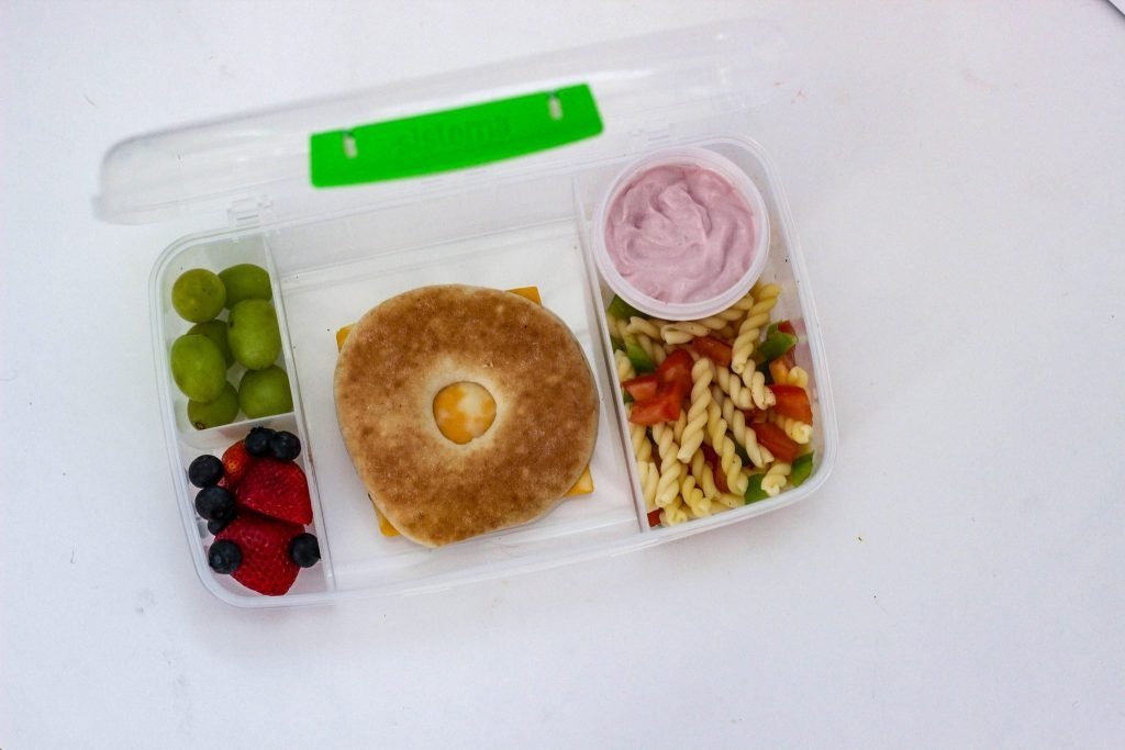 No Heat School Lunches idea