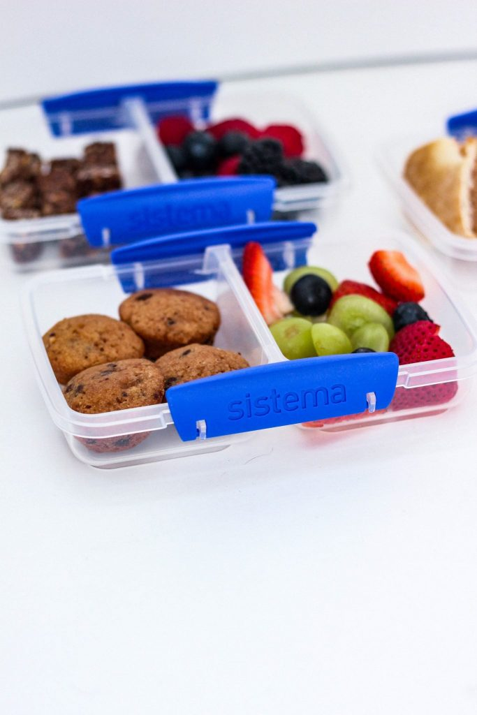 No Heat School Lunches box