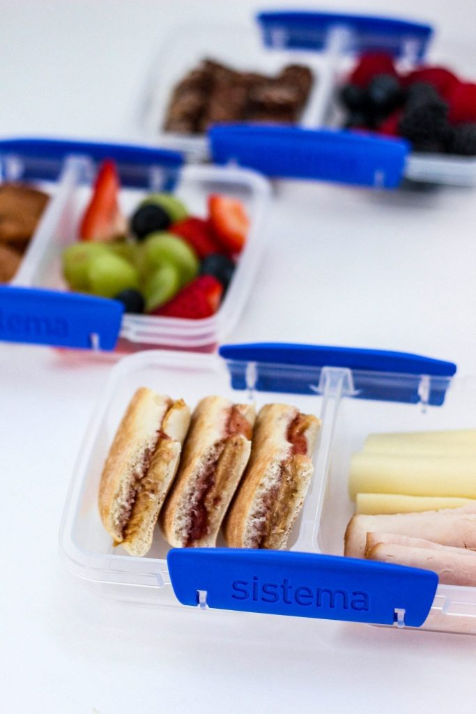 No Heat School Lunches for kids