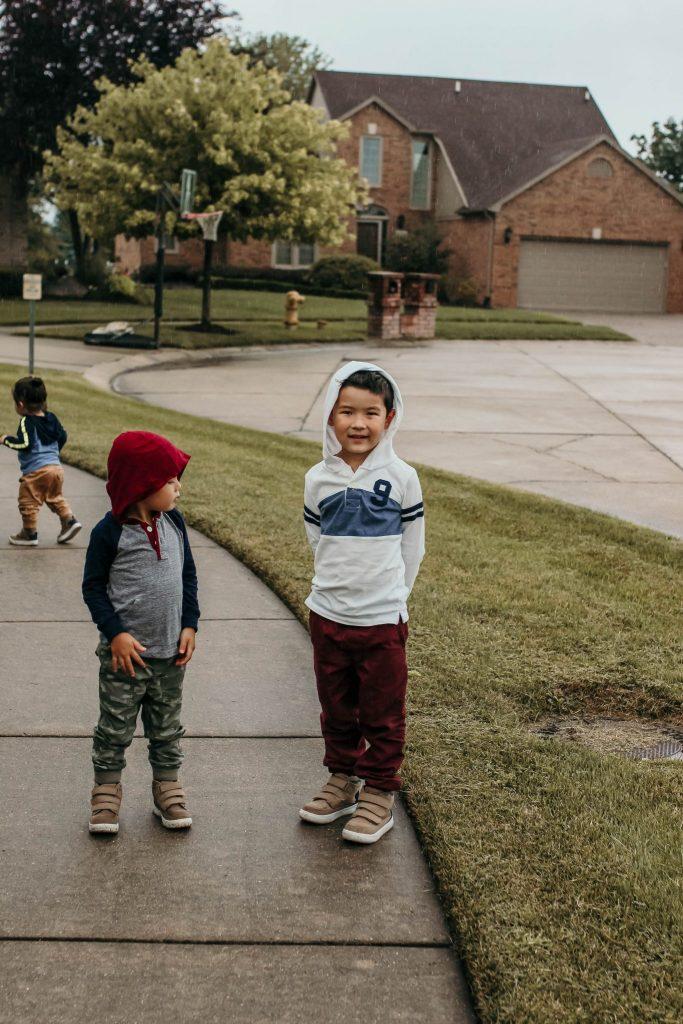 Back to School Kids Clothing: Be Yourself with OshKosh B'Gosh