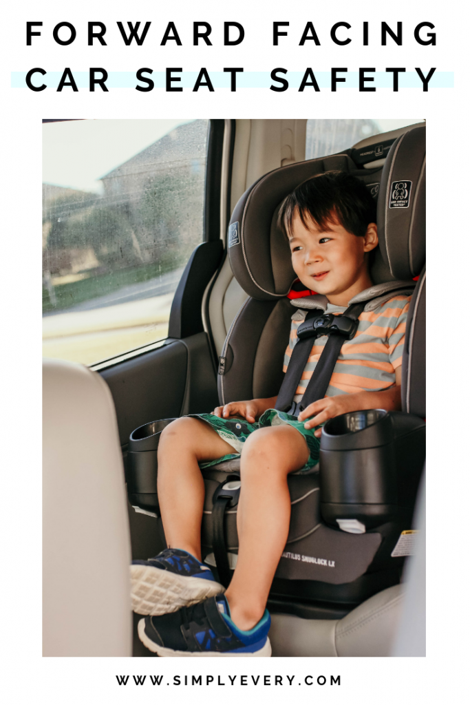 forward facing car seat safety