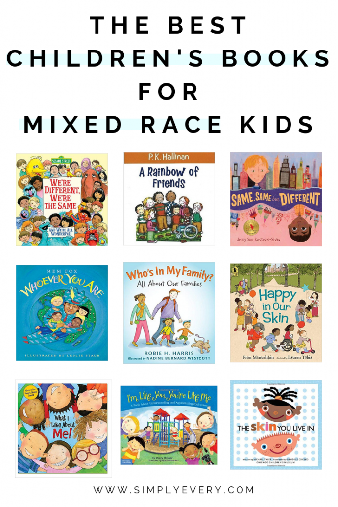 The Best Children's Books for Mixed Race Kids