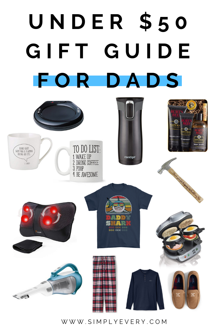 The Under $50 Gift Guide for Dads