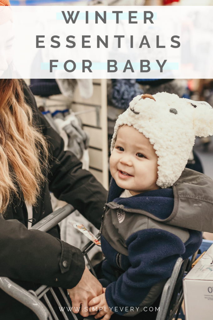 Winter Essentials for Baby