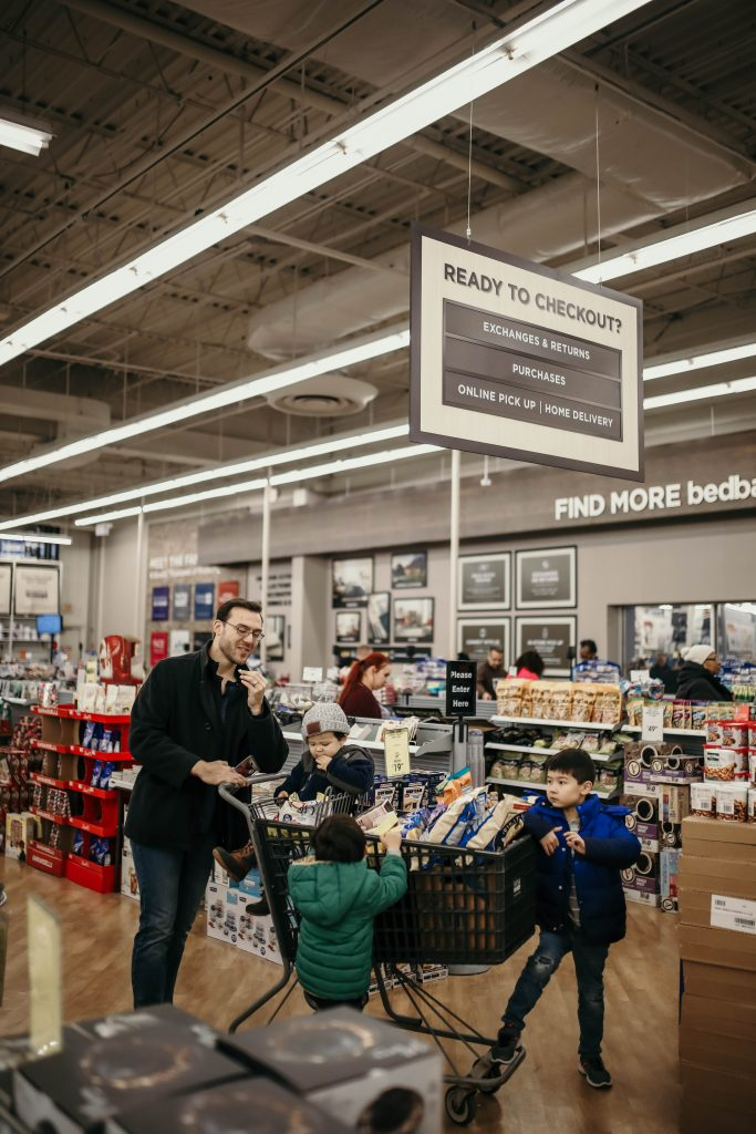 Bed Bath & Beyond - CHECKOUT