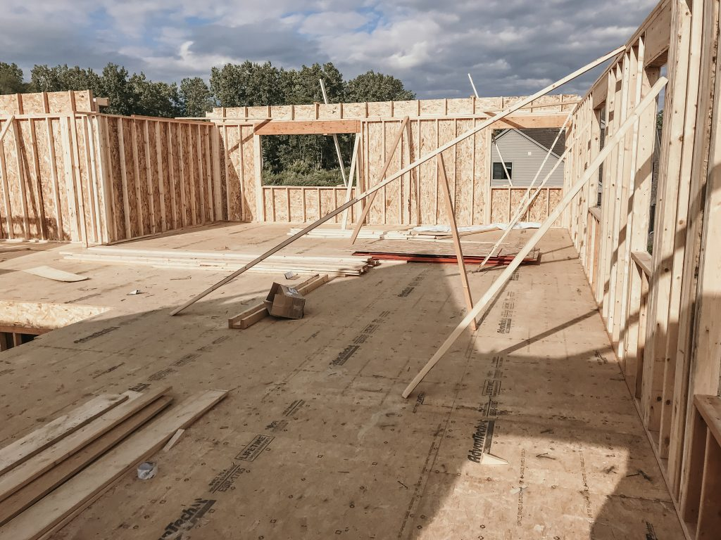 Building A Forever Home - Carpentry HVAC Roofing
