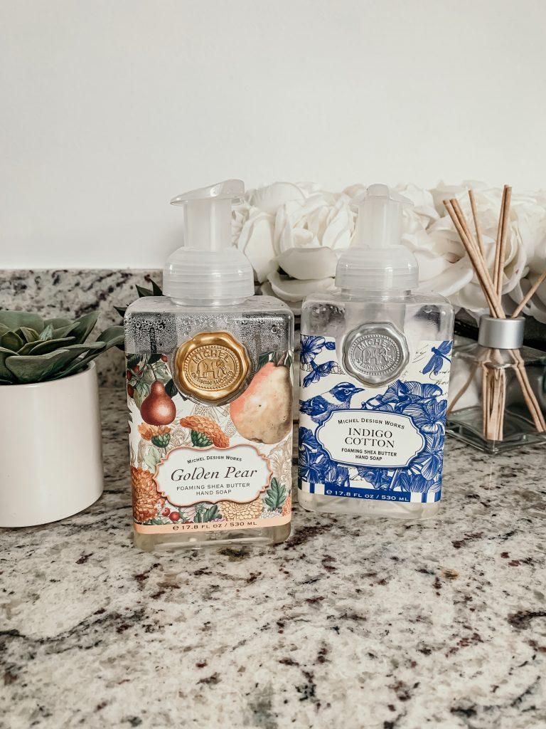 Michel Design Works Foam Shea Butter Hand Soap