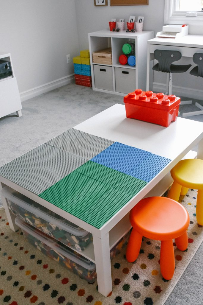 Easy Diy Lego Table Hack Simply Every