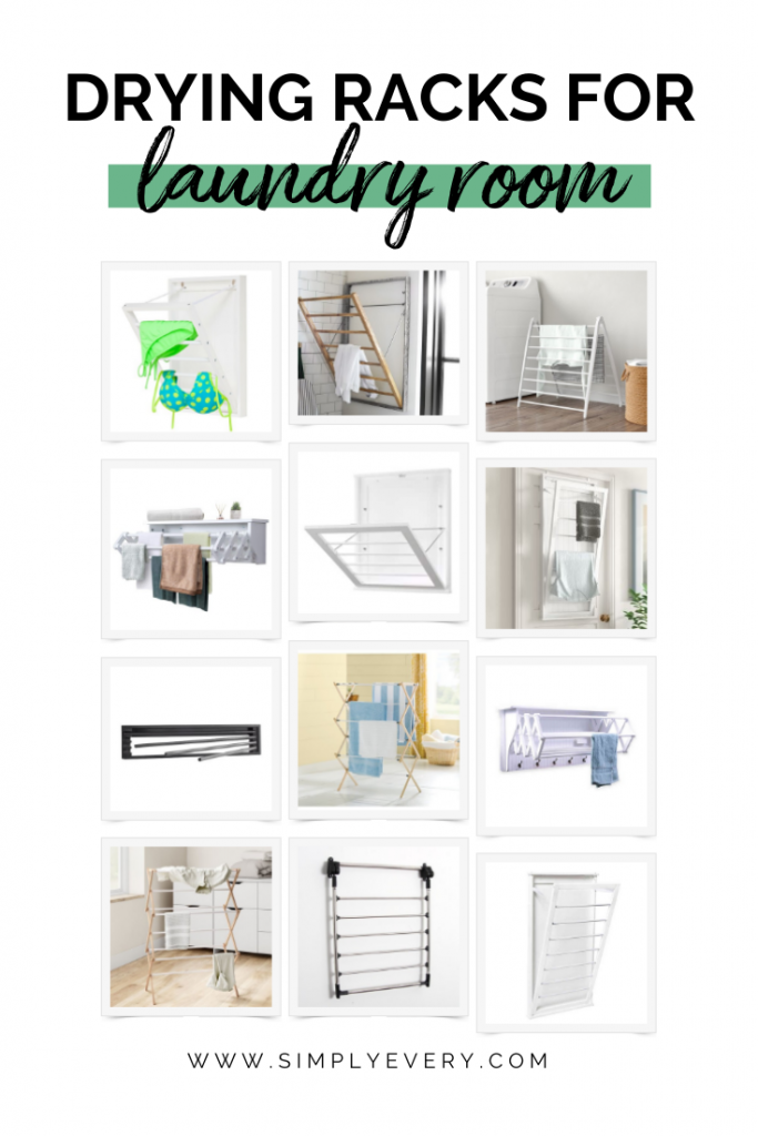 Drying Racks for Laundry Room