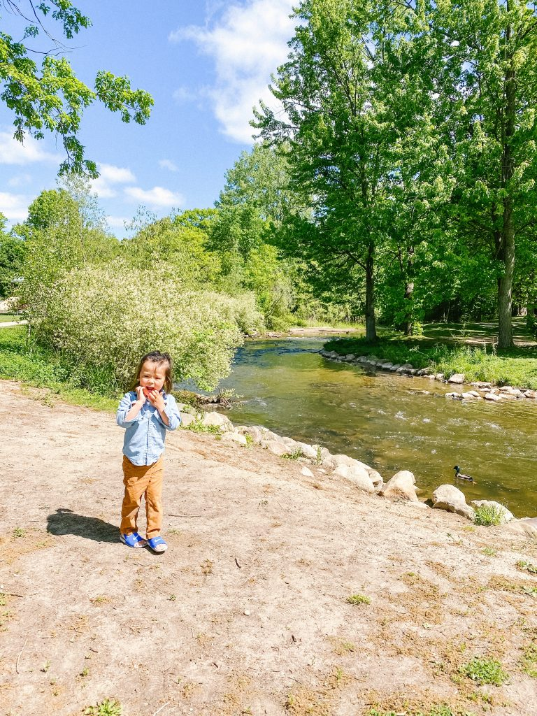 letter to my last baby on his third birthday
