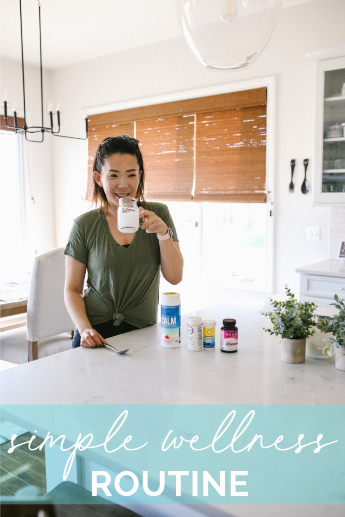 My Simple Wellness Routine